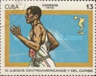 [The 11th Central American and Caribbean Games, type BIU]