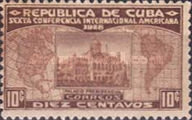 [The 6th Pan-American Conference, type BK]
