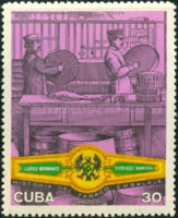 [The Cuban Cigar Industry, type BLK]