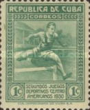 [The 2nd Central American Games, Havana, type BS]