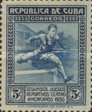 [The 2nd Central American Games, Havana, type BS2]