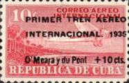 [Airmail - Not Issued Stamp Overprinted, type BT8]
