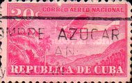 [Airmail - For Domestic Use, type BU2]