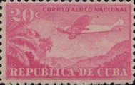 [Airmail - For Domestic Use, type BU3]