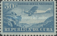[Airmail - For Domestic Use, type BU5]