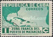 [Opening of the Free Zone of the Port of Matanzas, type CB]