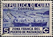 [Opening of the Free Zone of the Port of Matanzas, type CE]