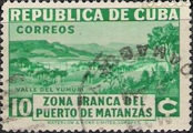 [Opening of the Free Zone of the Port of Matanzas, type CG]