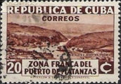 [Opening of the Free Zone of the Port of Matanzas, type CH]