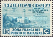 [Express Stamps - Opening of the Free Zone of the Port of Matanzas, type CP]