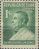 [Inauguration of the Gomez Monument, type CR]