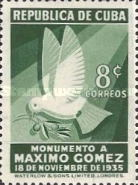 [Inauguration of the Gomez Monument, type CX]