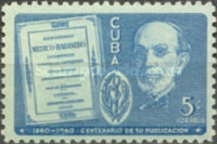 [The 100th anniversary of the Publication of First Cuban Medical Review, type EN1]