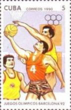 [Olympic Games - Barcelona '92, Spain, type ERV]