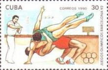 [Olympic Games - Barcelona '92, Spain, type ERX]