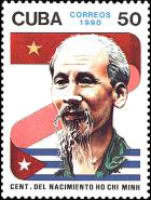 [The 100th Anniversary of the Birth of Ho Chi Minh, Vietnamese Leader, type ESY]