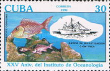[The 25th Anniversary of the Oceanology Institute, type ETA]