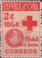 [The 80th Anniversary of The International Red Cross, type GB]