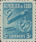 [Havana Tobacco Industry - Size: 21 x 25mm, type GS1]