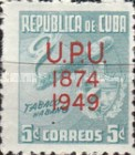 [The 75th Anniversary of U.P.U., type GS2]