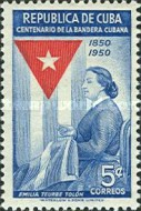 [The 100th Anniversary of The Cuban Flag, type HO]