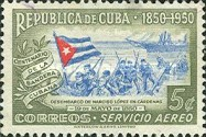 [Airmail - The 100th Anniversary of The Cuban Flag, type HR]