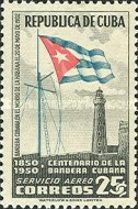 [Airmail - The 100th Anniversary of The Cuban Flag, type HT]