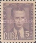 [Airmail - The 16th Anniversary of the Death of Doctor A. Guiteras Holmes in Skirmish at Morrillo, type HW1]