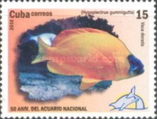 [The 50th Anniversary of the National Aquarium, type IEG]
