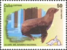 [The 50th Anniversary of the National Aquarium, type IEH]