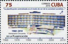 [The 50th Anniversary of the Planification, type IEU]