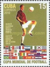 [Football World Cup - South Africa, type IFE]