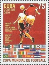 [Football World Cup - South Africa, type IFH]