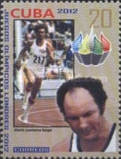 [Olympic Games - London, England, type INJ]