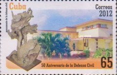[The 50th Anniversary of the Civil Defence, type INR]
