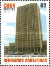 [The 30th Anniversary of the Quirurgico Hospital, type IOR]