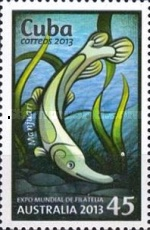 [World Stamp Exhibition AUSTRALIA 2013, type IRC]
