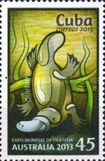 [World Stamp Exhibition AUSTRALIA 2013, type IRD]