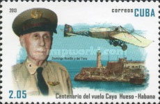 [The 100th Anniversary of the First Flight from Key West to Havana, type IRJ]