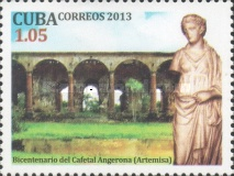 [The 200th Anniversary of the Angerona Coffee Farm - Artemisa, type ISP]