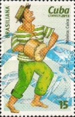 [World Stamp Exhibition BRASILIANA 2013, type ITB]