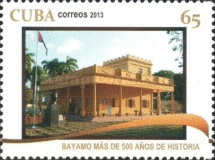 [The 500th Anniversary of the City of Bayamo, type ITQ]