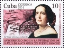 [The 500th Anniversary of the City of Puerto Principe, type IUD]