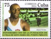 [The 500th Anniversary of the City of Puerto Principe, type IUG]