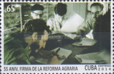 [Fidel Castro - The 55th Anniversary of the Land Reform, type IVJ]