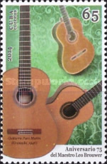 [The 75th Anniversary of the Birth of Leo Brouwer, type IWX]