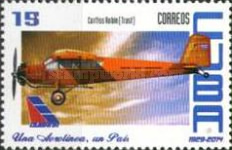 [The 85th Anniversary of Cuban Aviation, type IXD]