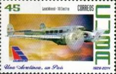 [The 85th Anniversary of Cuban Aviation, type IXF]