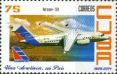 [The 85th Anniversary of Cuban Aviation, type IXG]