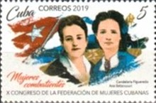 [The 10th Federation of Cuban Women Congress, type JTT]
